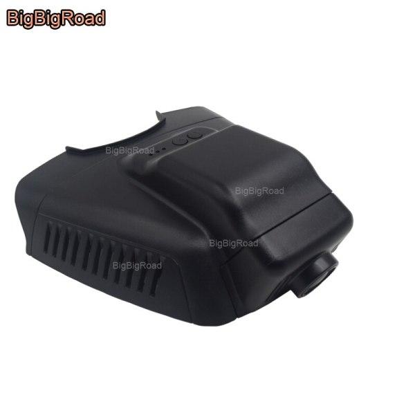 BigBigRoad For mercedes benz E series E180 E200 E200L E260 W212 2013 2014 2015 Low Version Car Wifi DVR Video Recorder Dash Cam