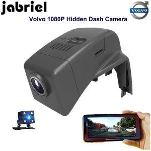 Jabriel HD Car Dvr for volvo Auto wifi hidden 1080p dash Cam video recorder Rearview camera 2015 2016 2017 2018 volov XC90 T5 T6