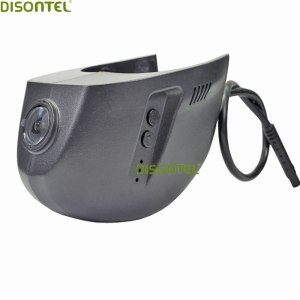 Disontel Dash Cam Car DVR Novatek 96655 with WIFI APP For Volkswagen VW Golf 7 2015 2016 Video Recorder