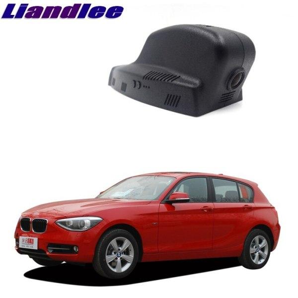 Liandlee For BMW 1 Series E82 2007~2013 Car Road Record WiFi DVR Dash Camera Driving Video Recorder