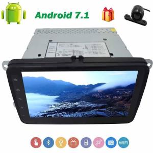 Volkswagen 4-Core Car Stereo 8'' GPS Navigation Radio Support WIFI/3G