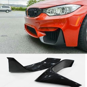 Auto Car Front Lip Splitter Cover trim for BMW F82 2014-2016