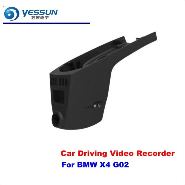 YESSUN Car DVR Camera Driving Video Recorder Dashcam For BMW X4 G02 Dash Camera AUTO Dash CAM Night Vision