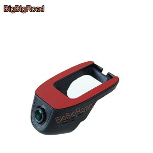 BigBigRoad Car Dash Cam Camera For Seat toledo 2013 For ESQ Q50L For Zotye E200 T300 T600 FHD 1080P Car wifi DVR Video Recorder