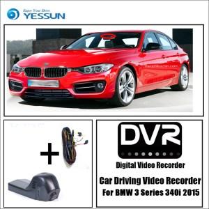 BMW 3 Series 340i 2015 WiFi DVR Dash Camera Driving Video Recorder Novatek