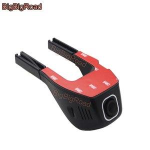 BigBigRoad For Mazda CX5 CX-5 CX4 CX-4 CX-7 CX7 2 3 5 6 8 323 Car Dash Cam Wifi DVR Dual Camera Car Video Recorder