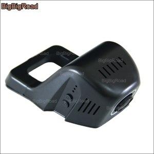 BigBigRoad For Chevy Chevrolet Malibu Car front camera wifi DVR Novatek 96655 Video Recorder Dash Cam 1080P Motion Detection