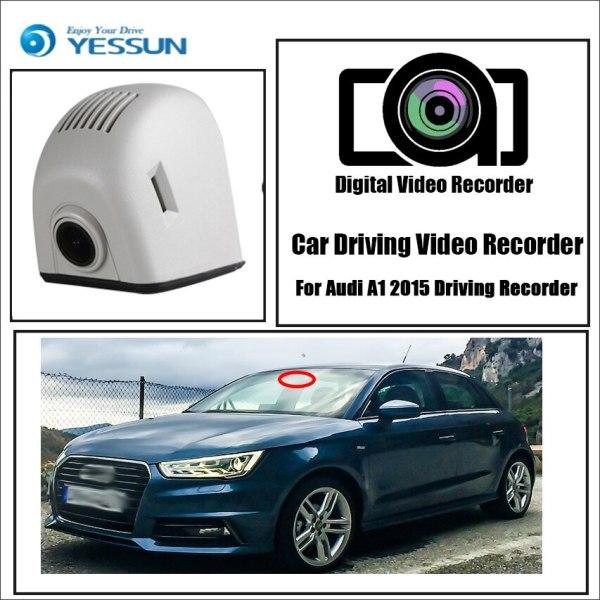 Audi A1 8X Sportback 2010-2019 Car DVR Wifi Video Recorder Dash Cam