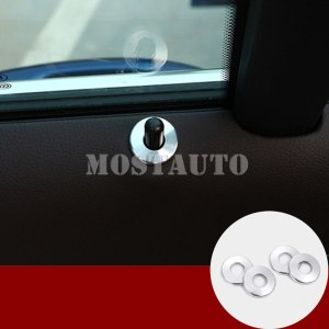 Mercedes Benz GLC X205 X253 Inner Door Lock Pin Pins Cover Trim