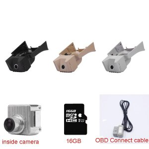 Car Dash Cam DVR Video Recorder for Mercedes Benz S Class w221(Year 2007-2012) support android/ios