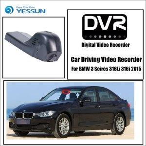BMW 3 Seires 316Li 316i 2015 Car Wifi Dvr Mini Camera