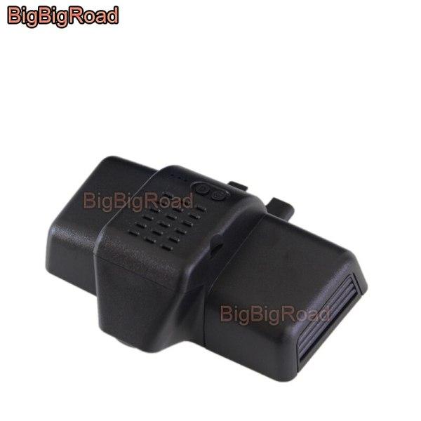 BigBigRoad For mercedes benz G Class g500 g550 g350 g35d 2010=2016 Car wifi DVR Video Recorder Dash Cam Camera