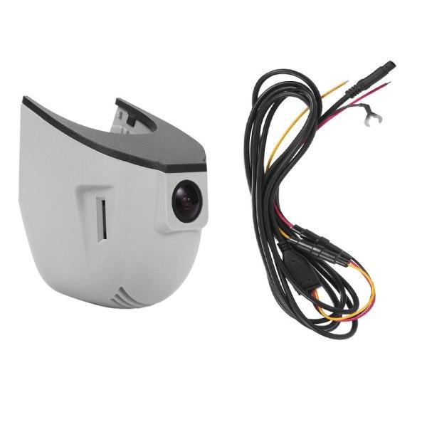 PLUSOBD Car Dash Camera Dashcam DVR Audi A4 A5 A6 A7 Q5 A8 Q7 Q5 DVR Max 32G Micro SD Card No Screen With Humidity Sensor Slot
