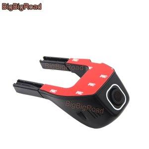 BigBigRoad For Infiniti FX45 FX35 2007 Q50 ESQ JX35 / EX35 2008 / G25 G37 Low configuration Car Wifi DVR Dash Cam
