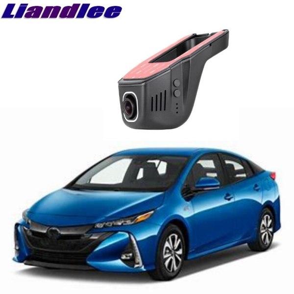 Liandlee For Toyota Prius XW20 XW30 XW50 2003~2018 Car Road Record WiFi DVR Dash Camera Driving Video Recorder