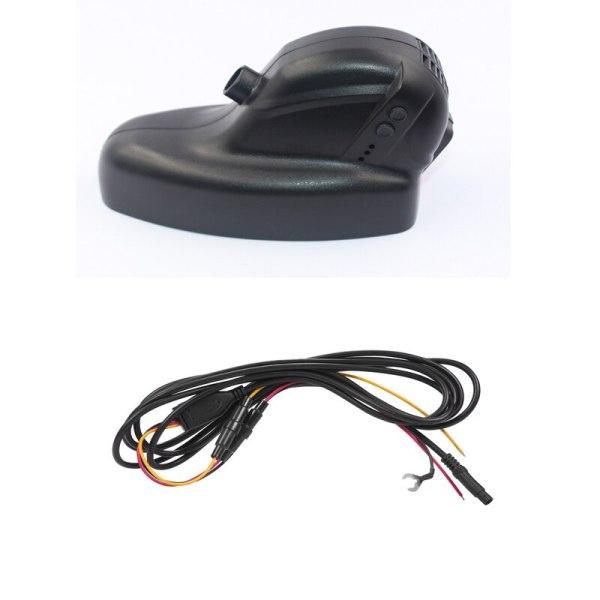 PLUSOBD 1080P Wifi Cameras For BMW E65 E46 E38 E39 E53 X3 E83 Mini Original Style Car DVR Recorder Dash Cam G-sensor Black Box