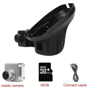 Car Dash Cam DVR Recorder for Range Rover/Evoque high specification (year2010-2013) With WIFI+16GB+1080P+170degree