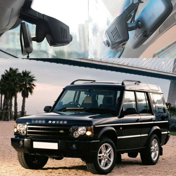 BigBigRoad For Land Rover Discovery 2 For cadillac escalade Car Wifi DVR Video Recorder Novatek 96658 Dash Cam