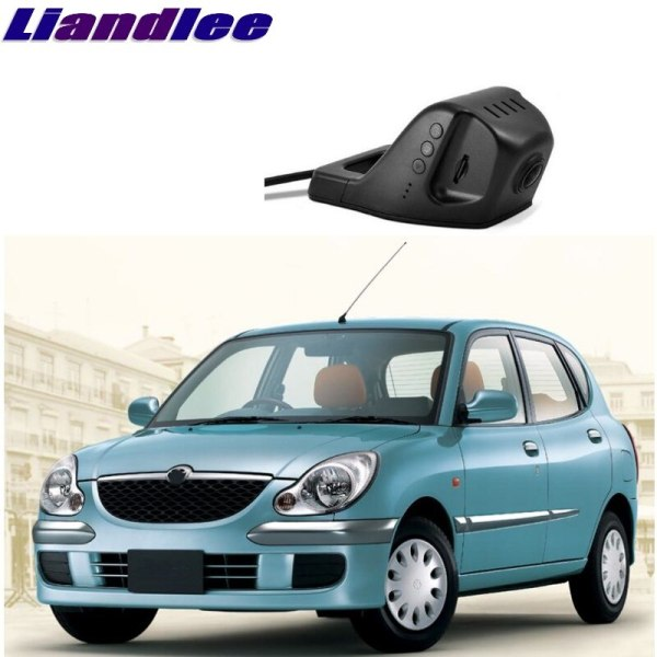 Liandlee For Toyota Duet / Storia 1998~2004 Car Road Record WiFi DVR Dash Camera Driving Video Recorder