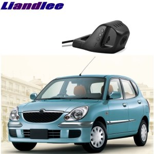 Liandlee For Toyota Duet / Storia 1998~2004 Car Road Record WiFi DVR Dash Camera Driving Video Recorder