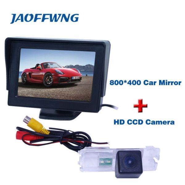 Volkswagen GOLF 6/Magotan display monitor with for car parking camera 170