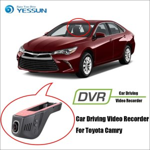 YESSUN Car DVR Digital Video Recorder for Toyota Camry Front Camera Dash Not Reverse Parking Camera HD 1080P