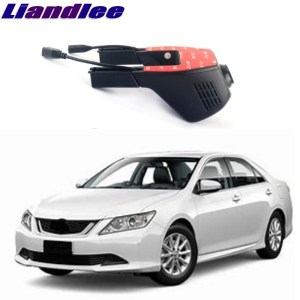Liandlee For Toyota Aurion XV40 / Camry / TRD Aurion 2006~2012 Car Road Record WiFi DVR Dash Camera Driving Video Recorder