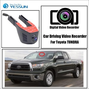 YESSUN for Toyota Tundra Car Driving Video Recorder Mini DVR Wifi Camera Novatek 96658 FHD 1080P Dash Cam Original Style