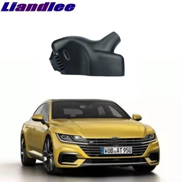 Liandlee For Volkswagen VW Arteon 2017 2018 Car Road Record WiFi DVR Dash Camera Driving Video Recorder