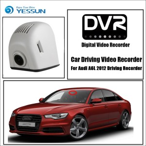 Audi A6 C7 4G S6 RS6 2011-2018 Car DVR Wifi