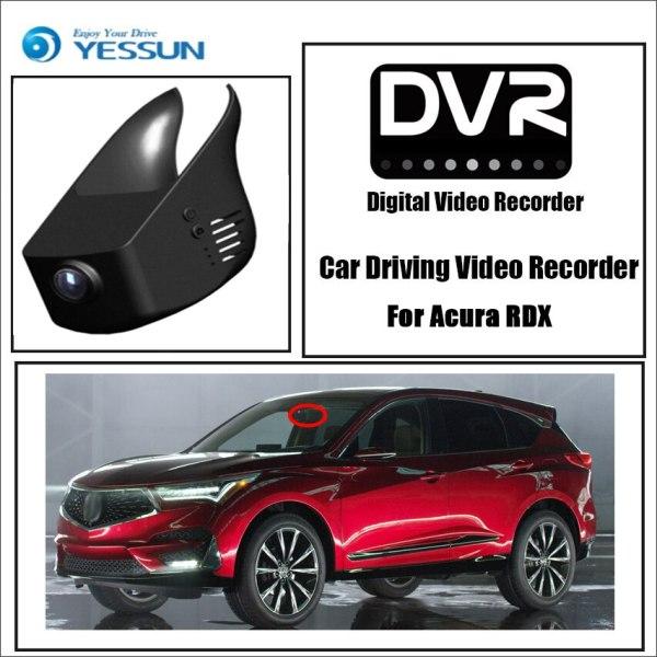 YESSUN for Acura RDX Car DVR Mini Wifi Camera Driving Video Recorder Novatek 96658 Registrator Dash Cam Night Vision