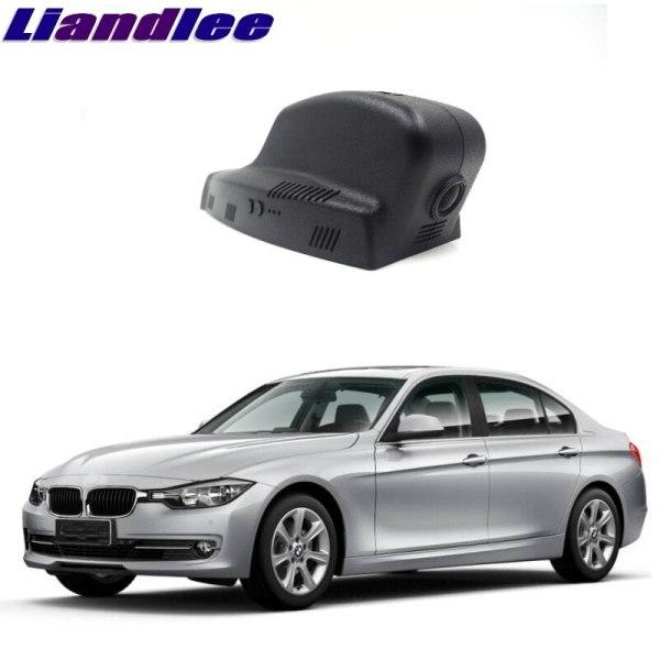 Liandlee For BMW 3 M3 E30 E36 E46 E90 E91 E92 E93 2001~2013 Car Road Record WiFi DVR Dash Camera Driving Video Recorder