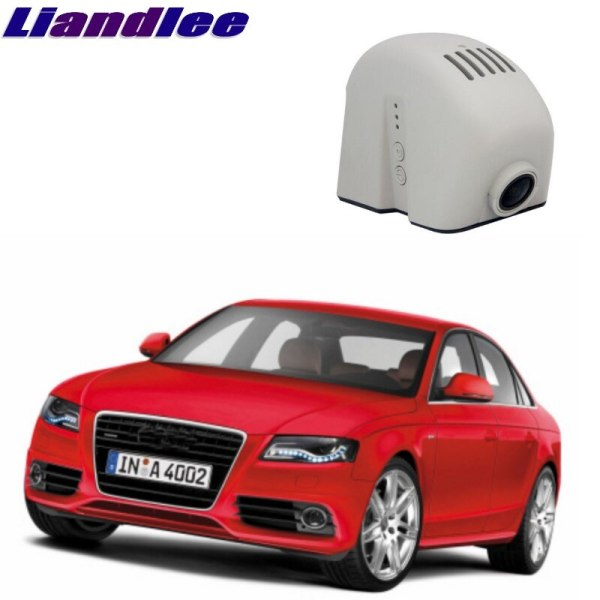 Liandlee For Audi A4 A4L S4 RS4 B8 2008~2016 Car Road Record WiFi DVR Dash Camera Driving Video Recorder