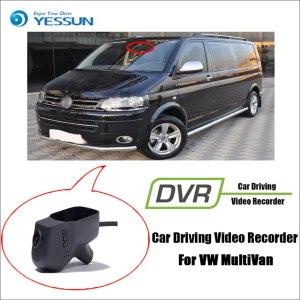 Volkswagen Multivan Car DVR Driving Video Recorder Mini Control APP
