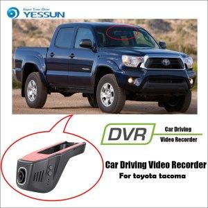 YESSUN for toyota tacoma Car Mini DVR Driving Video Recorder Control APP Wifi Camera Registrator Dash Cam Original Style