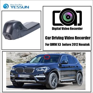 Wifi Dvr Mini Camera for BMW X3 X5 X6