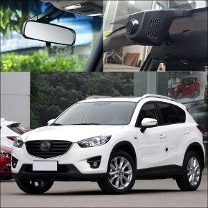 BigBigRoad For Mazda CX-5 CX5 2 5 6 8 3 323 Axela CX-4 CX-7 RX-8 ATENZA Car Wifi DVR Video Recorder Dash Cam