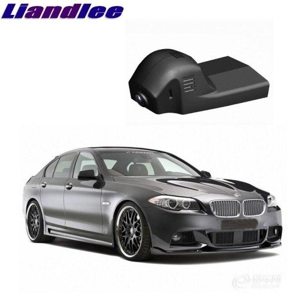Liandlee For BMW 5 M5 F10 F11 F07 2010~2018 Car Road Record WiFi DVR Dash Camera Driving Video Recorder