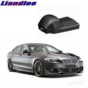 Liandlee For BMW 5 M5 F10 F11 F07 2010~2018 Car Road Record WiFi DVR Dash Camera Driving Video Recorder