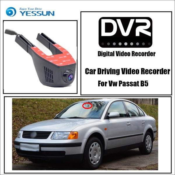 YESSUN for Volkswagen Passat B5 Car Wifi DVR Mini Camera Driving Video Recorder Novatek 96658 Registrator Dash Cam Night Vision
