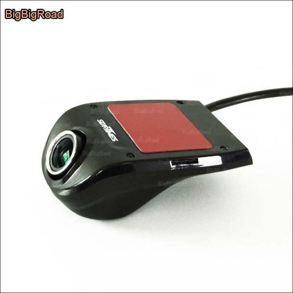 BigBigRoad For ford explorer focus fiesta ecosport mondeo kuga fusion edge Car wifi mini DVR Video Recorder Dash Cam