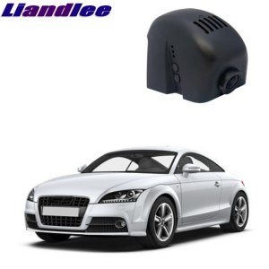 Liandlee For Audi TT TTS MK2 2006~2014 Car Road Record WiFi DVR Dash Camera Driving Video Recorder