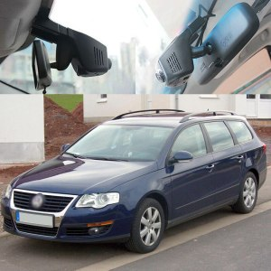 BigBigRoad For Passat B5 B6 Tiguan magotan Jetta Golf 4 Gran Lavida Car Wifi Camera Video Recorder Dash Cam