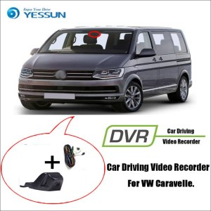 YESSUN for Volkswagen Caravelle Car DVR Driving Video Recorder Mini Control APP Wifi Camera Novatek 96658 Registrator Dash Cam