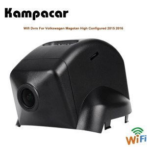 Wifi DVRs With Two Cameras For Volkswagen Magotan