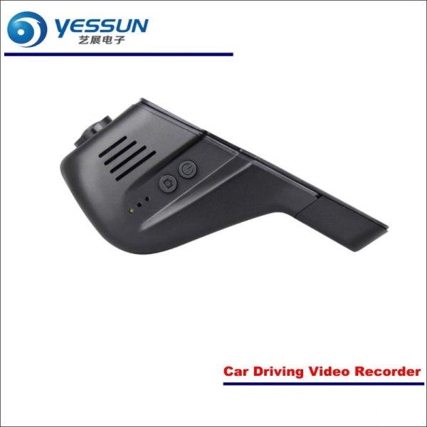 YESSUN Car Dvr Camera Driving Video Recorder For Peugeot 2008 Camera AUTO Rearview Camera Dash CAM WIFI Dash Camera