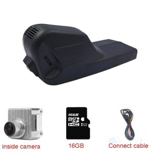 Car DVR Dash Camera Video Recorder for BMW X5(F15)(low specification Year 2015) With WIFI+1080P+170degree