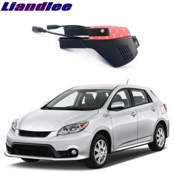 Liandlee For Toyota Matrix E130 E140 2003~2018 Car Road Record WiFi DVR Dash Camera Driving Video Recorder