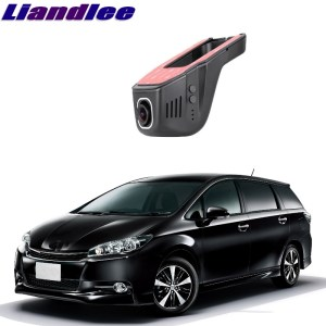 Liandlee For Toyota Wish AE10 AE20 2003~2017 Car Road Record WiFi DVR Dash Camera Driving Video Recorder