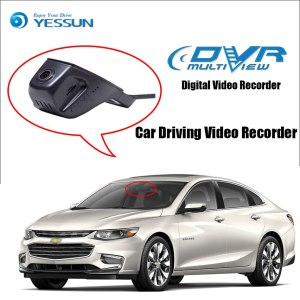 YESSUN for Chevrolet Malibu Car Driving Video Recorder DVR Mini Control APP Wifi Camera Registrator Dash Cam